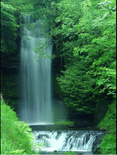 glenar waterfall_countyleitrim_stolenchild
